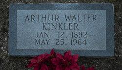 ARTHUR WALTER KINKLER