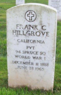 Frank C Hillgrove