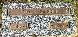 Edna I <i>Cobaugh</i> Brieden