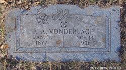 Freiderich Adolph Vonderlage