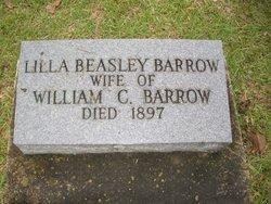 Sarah Lilla <i>Beasley</i> Barrow