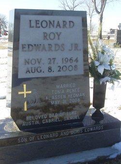 Leonard Roy Edwards, Jr