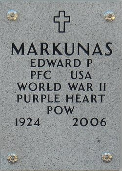 Edward Paul Markunas