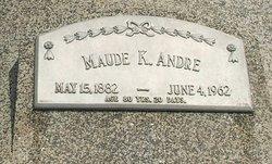 Maude <i>Keeler</i> Andre