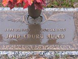 John Emory Allen