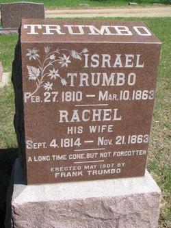 Rachel <i>Baskins</i> Trumbo