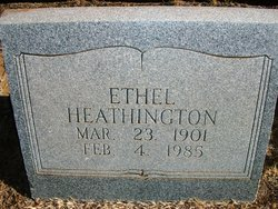 Ethel Maidie <i>Coffey</i> Heathington