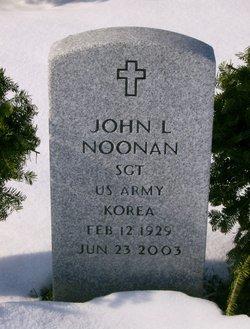 John L Noonan