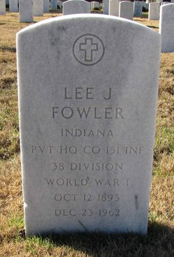 Lee Jeffery Fowler