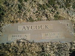 Bruce A Aycock