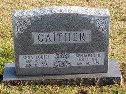 Anna Louise <i>Hettenhouser</i> Gaither
