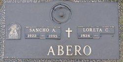 Sancho A Abero