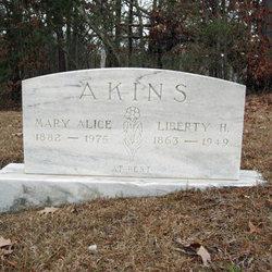 Liberty H. Akins