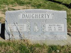 Velma E <i>Thomas</i> Daugherty