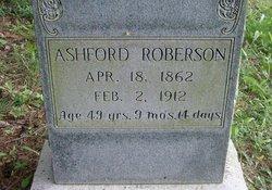 Ashford S Roberson