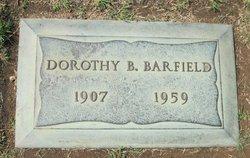 Dorothy <i>Brantley</i> Barfield