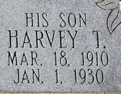Harvey T Flagle
