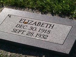 Elizabeth Bessie Boppre