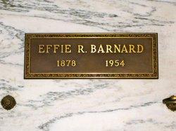 Effie Rosabelle <i>Gordon</i> Barnard