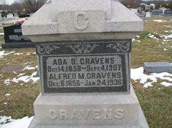 Alfred M Cravens