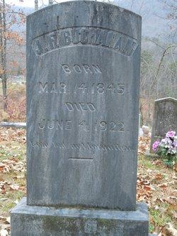 Joseph Franklin Frank Buchanan