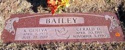 Kathryn Geneva <i>Mills</i> Bailey