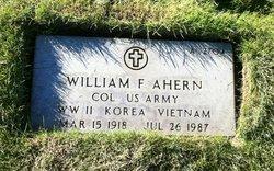 William Francis Ahern