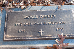 Moses Dickey