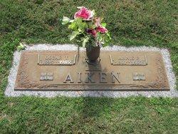 Oscar T Aiken