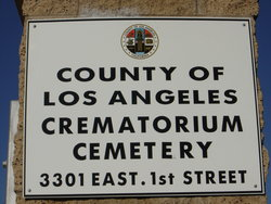Los Angeles County Crematorium Cemetery