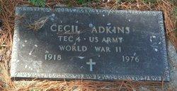 Cecil Adkins