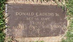 Donald Eugene Adkins, Sr.