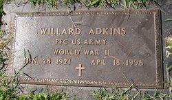 Willard Adkins