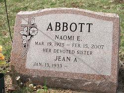 Naomi E. Abbott