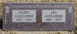 Ada <i>Parker</i> Alexander