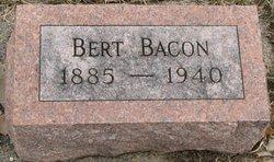 Clyde Berten Bert Bacon