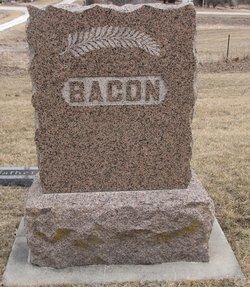 Martha Lenora Nora <i>Patterson</i> Bacon