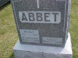 Grace <i>Najemnik</i> Abbet