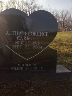 Altha Florence <i>Grubb</i> Carroll