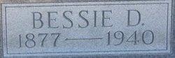 Bessie D. Warren