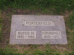Sophrona Lenora <i>Lovelace</i> Porterfield