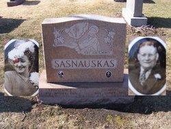 Augusta Constance Connie <i>Maiewski</i> Sasnauskas
