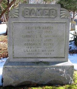 Osborn R. Baker
