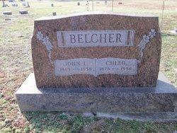 Chleo <i>Hawkins</i> Belcher