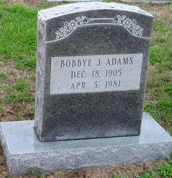 Bobbye J. Adams