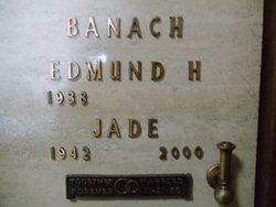 Jade A. <i>Jones</i> Banach