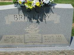 Percy Ellen <i>Lynch</i> Brinkley