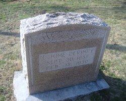 Christian Kime Deviney