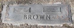 Janet M. Jan Brown