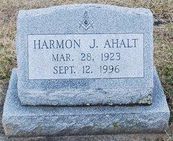 Harmon J Ahalt